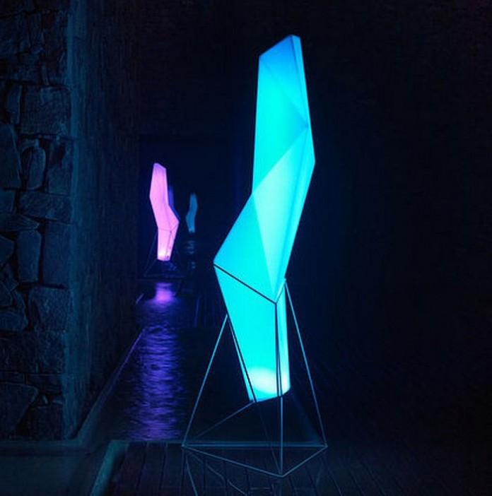 Faz Lamp by Ramon Esteve