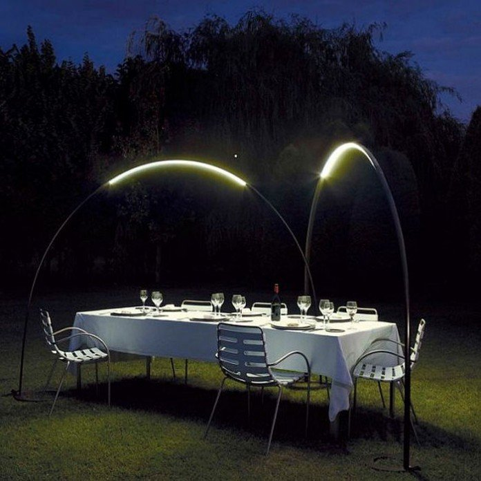Outdoor Lamps: 30 Boldy Different Designs
