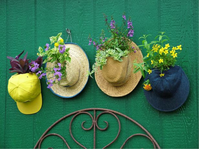 Upcycled Flowerpot Ideas