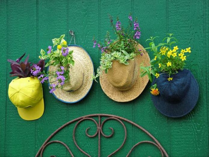 Upcycled Flowerpot Ideas
