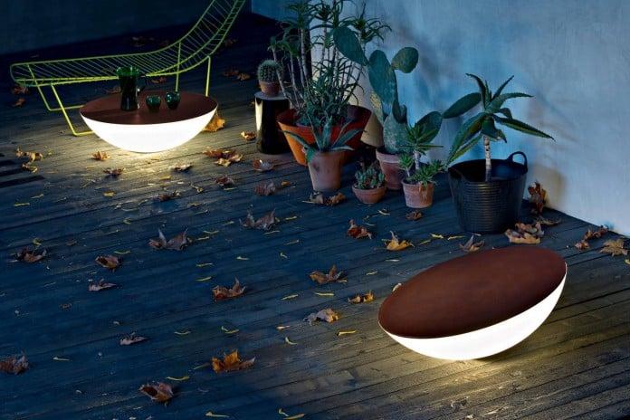 solar lighting ideas furniture - Patio Solar Lighting Ideas