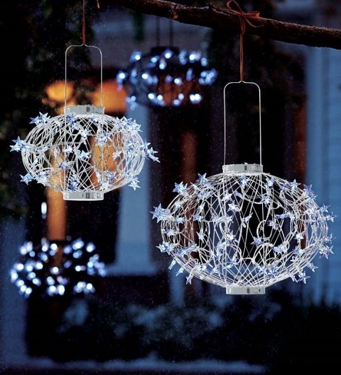 Solar Lights Unique: 27 Outdoor Solar Lighting Ideas To Inspire