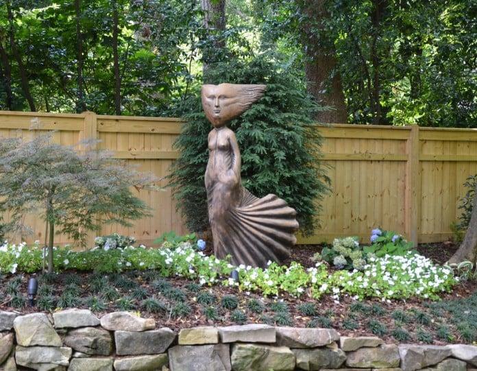 Sergio Bustamante Garden Art