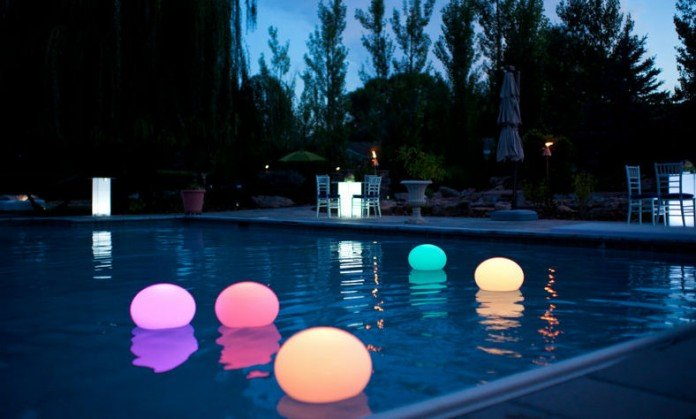 Multi Colored Orb Lighting Ideas