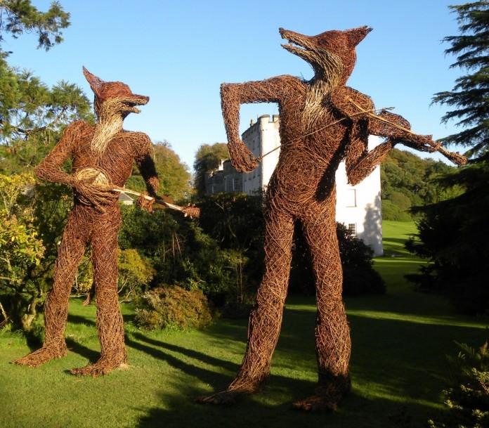 Foxy Art Garden