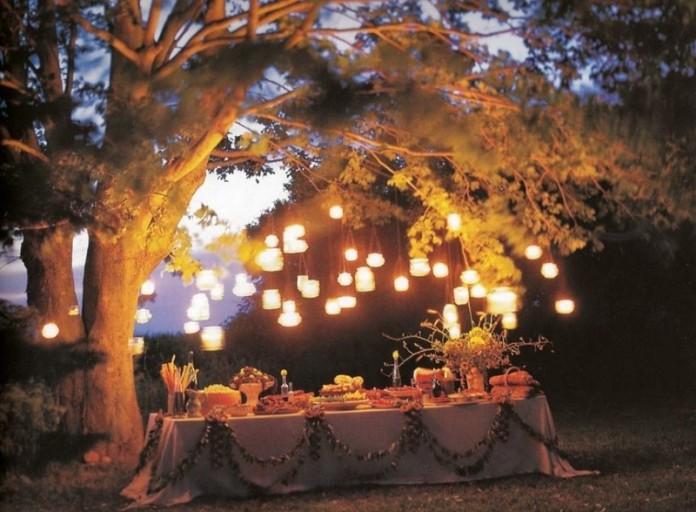 Mason Jar Summer Solstice