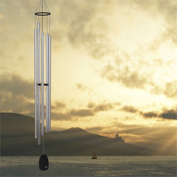 Woodstock Human Size Wind Chime design