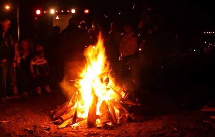 Make a wish upon a bonfire