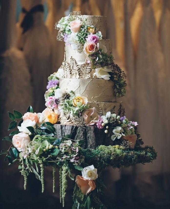 Woodlands Cake for Solstice