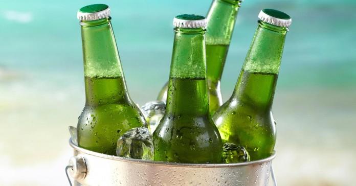 Always serve cold beer for summer solstice