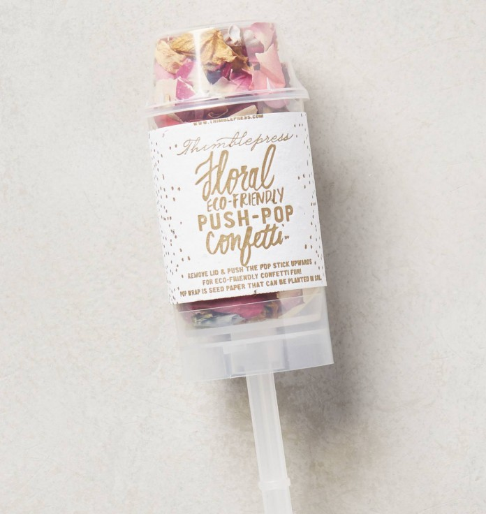 Floral Confetti for Solstice