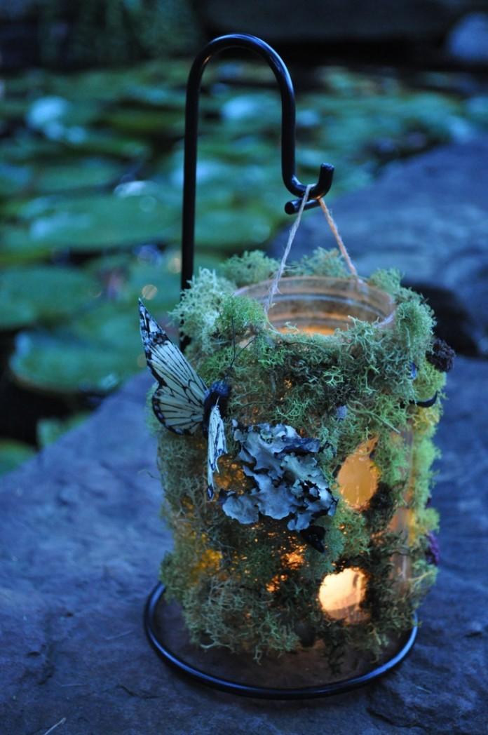 Moss Jar candle