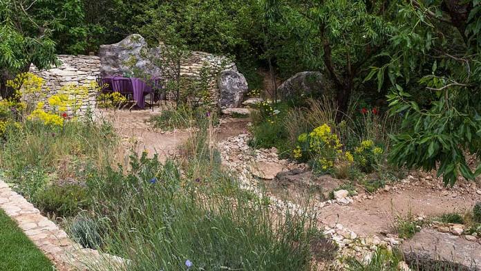 L'Occitane Garden Design