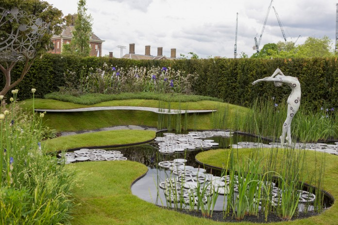 Imperial Garden Design
