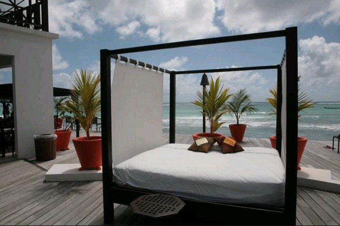 Barbados Daybed Outdoor Furniture