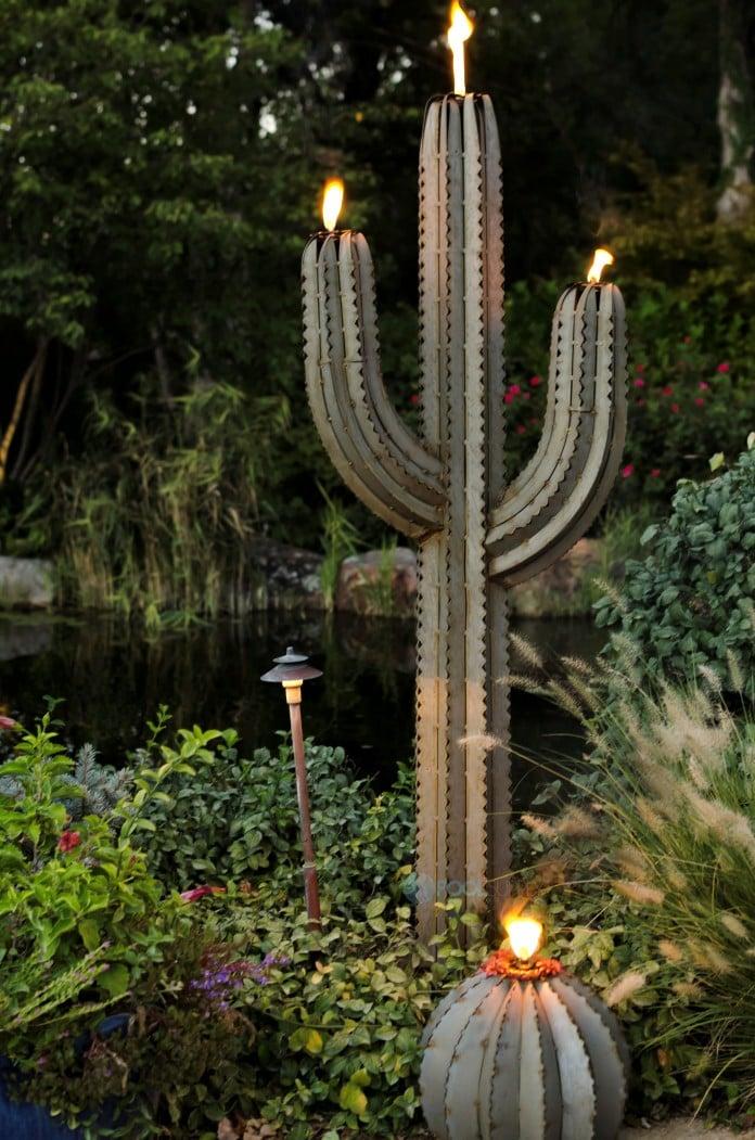 Seguero Cactus torch light