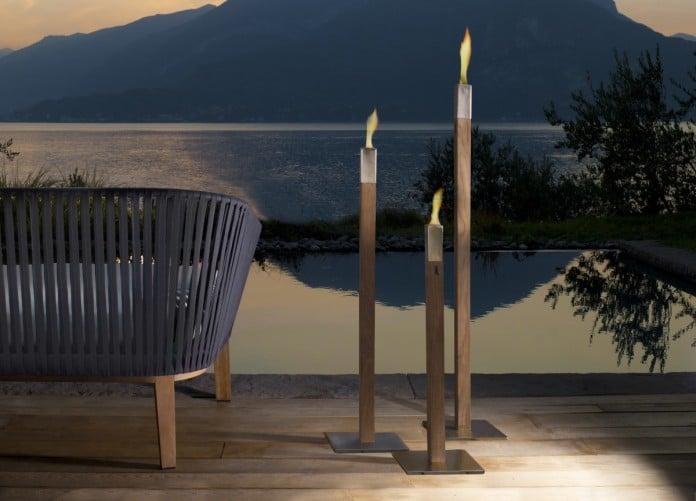 Top Tiki Torch Lights and Outdoor Oil Lamps: Garden Party Gear XA51