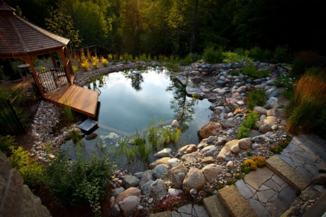 Natural Swimming Pools
