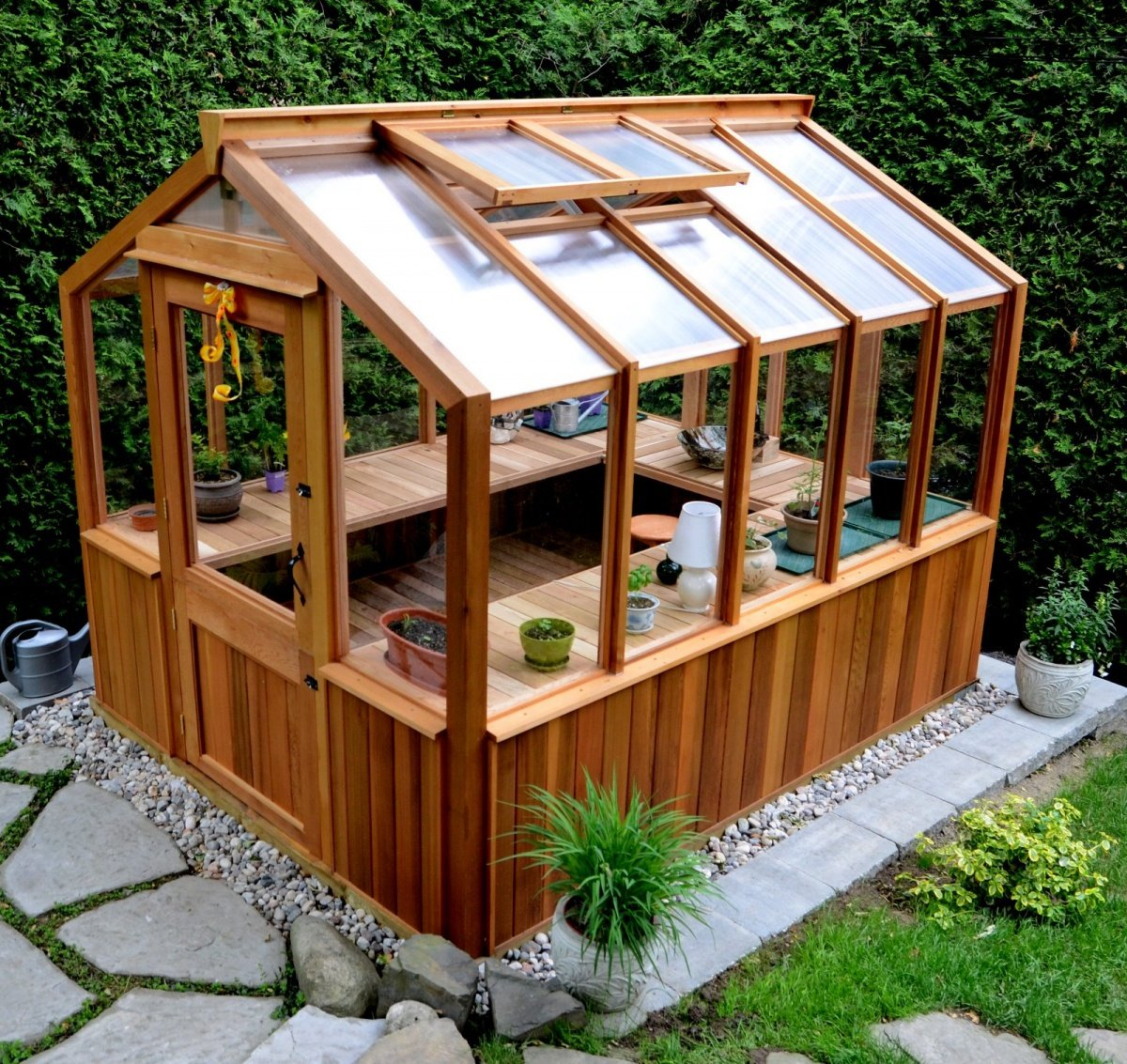 Greenhouse SHE Shed - 22 Awesome DIY Kit Ideas