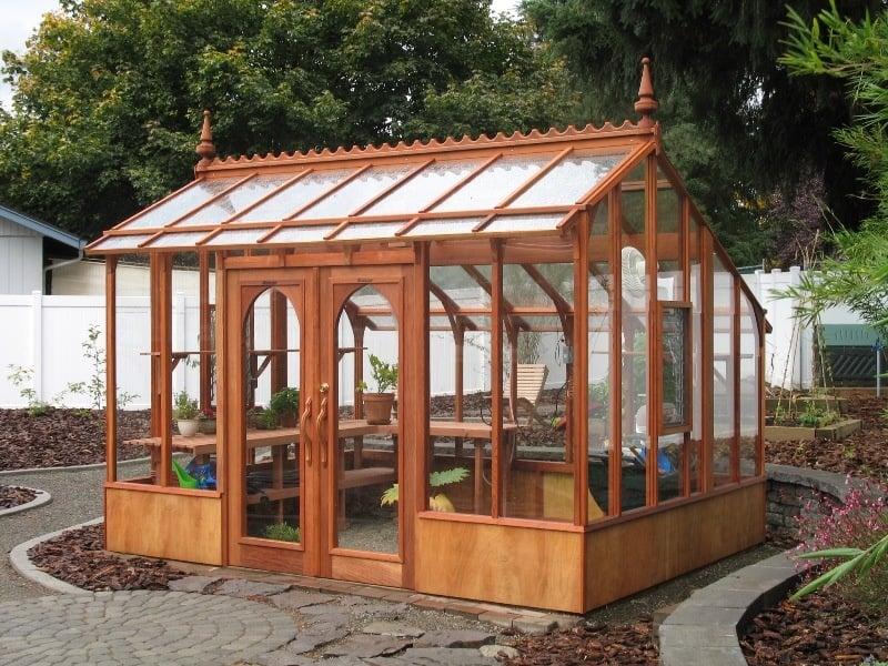 nantucket-greenhouse-kit-with-double-door