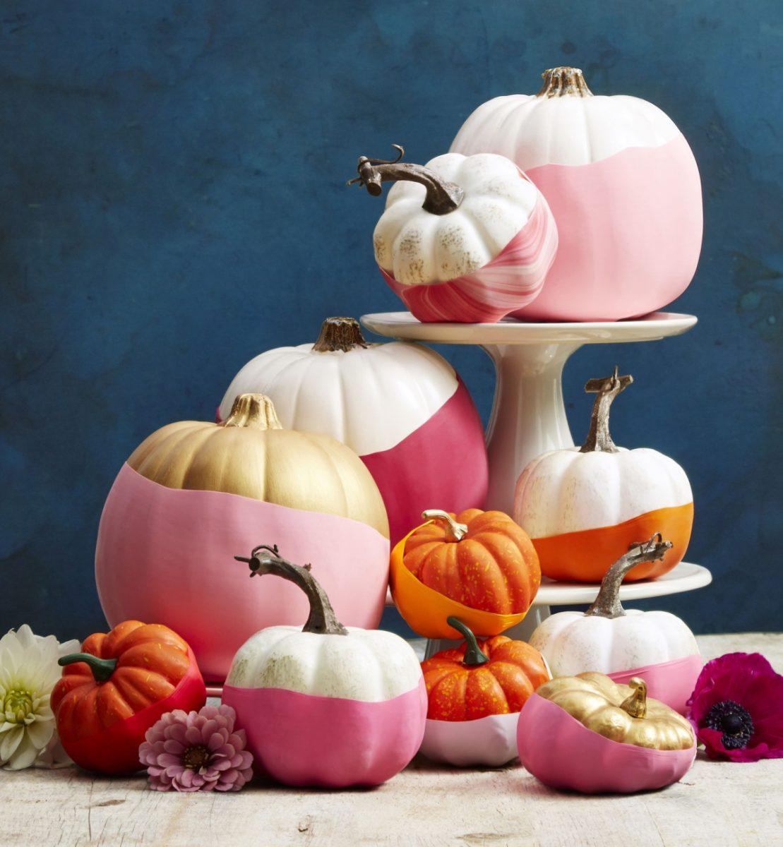 balloon-dipped-pumpkins