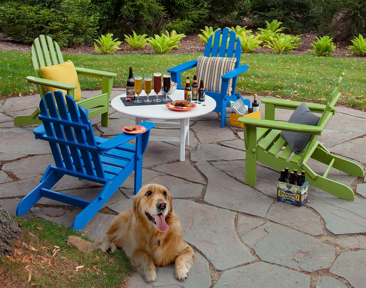 polywood-conversation-table-adirondack-chairs-set-by-fifthroom