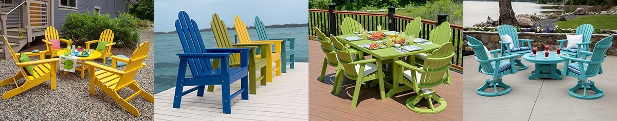 Polywood Patio Furniture Designs