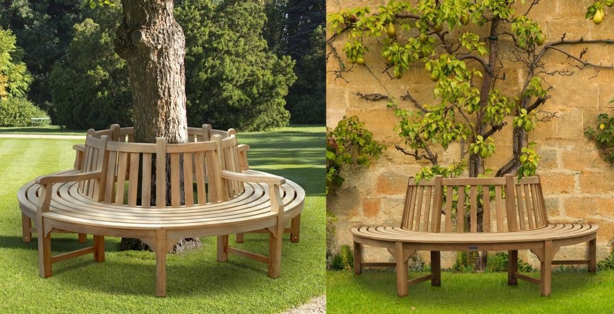 Wrap Around Tree Seating Ideas