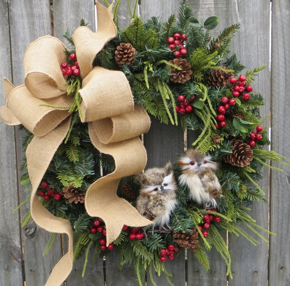Artifical Christmas Wreaths