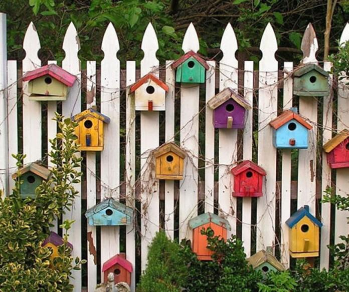 51 Awesome Backyard BirdHouses