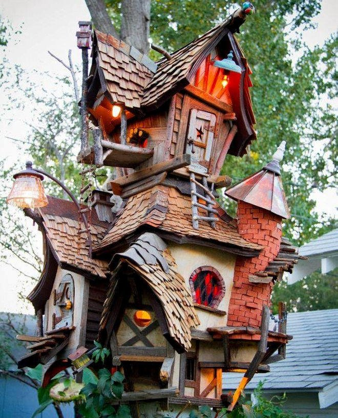 Extreme Birdhouse is from Belgrave Ontario