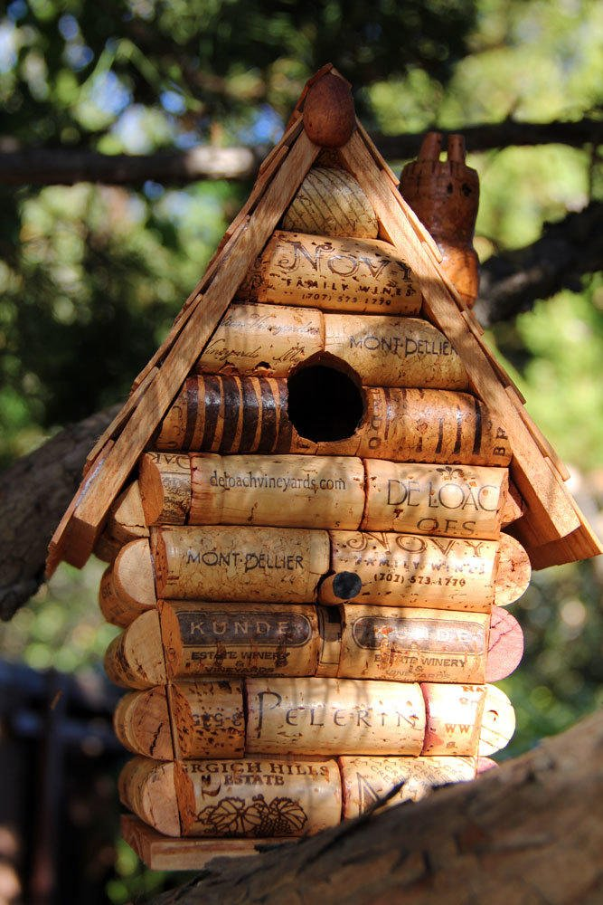 diy colorful bird house 40 awesome backyard birdhouse designs 4231