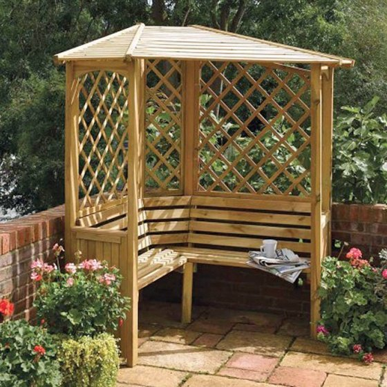 Brilliant 45 Garden Arbor Bench Design Ideas Diy Kits You Can Build Pdpeps Interior Chair Design Pdpepsorg