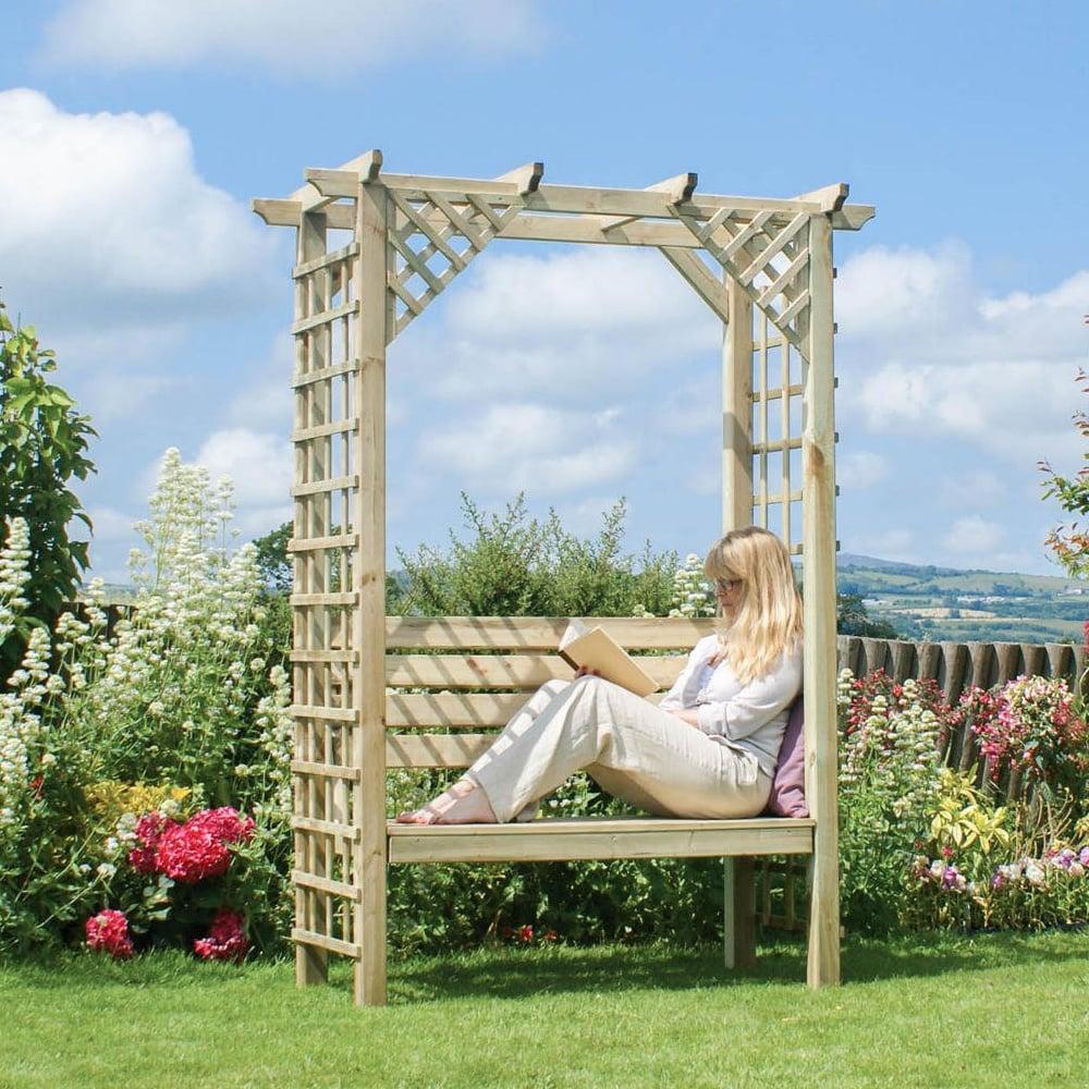 Fantastic 45 Garden Arbor Bench Design Ideas Diy Kits You Can Build Bralicious Painted Fabric Chair Ideas Braliciousco