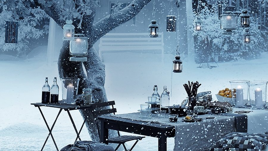 Winter Party Ideas for your Backyard