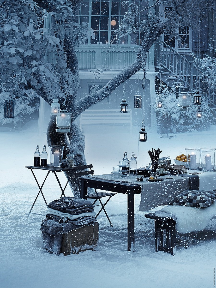 Outdoor Winter Party Ideas for your Backyard: It's a ...