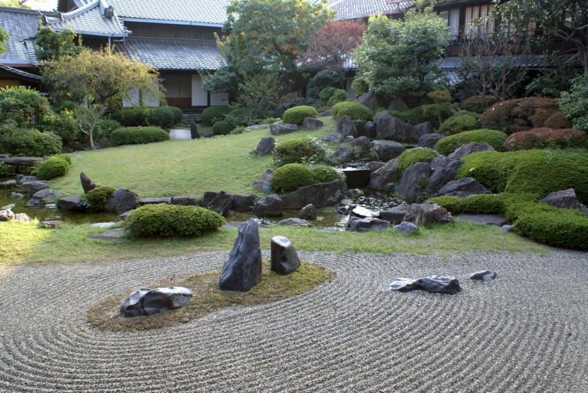 Zen stillness