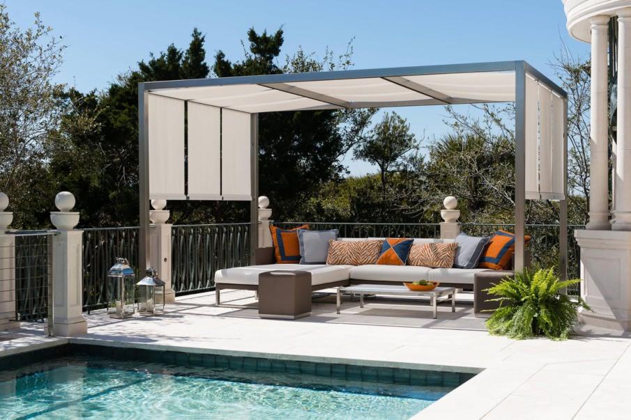 Covered Pergola Designs for Best Shade Ideas (Consumer Guide) on Canvas Sun Shade Pergola id=48259