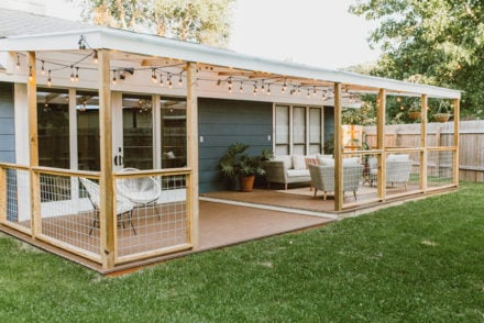 15 Covered Deck Ideas & Designs