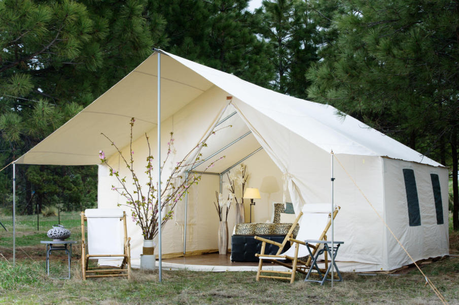 The Safari Tent