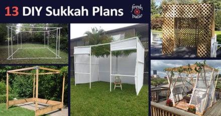 Free Sukkah Plans