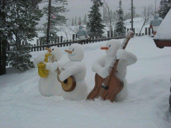 The Snowmen Band