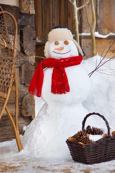 Nice looking Snowman