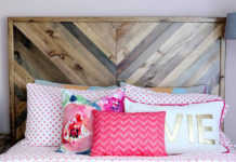 Chevron pattern really stands out!