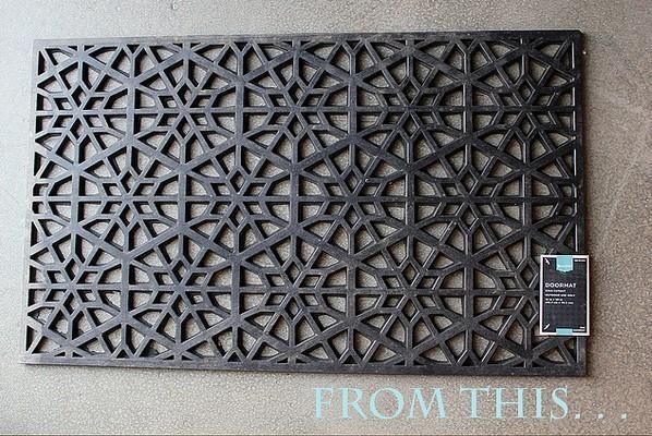 Doormats sample