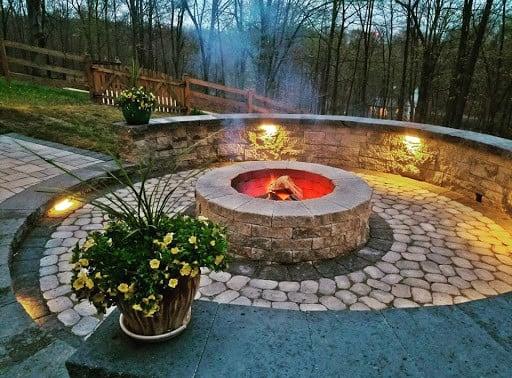 Beautiful DIY fire pit design ideas