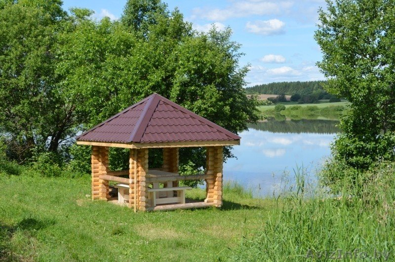 Creative gazebo designs