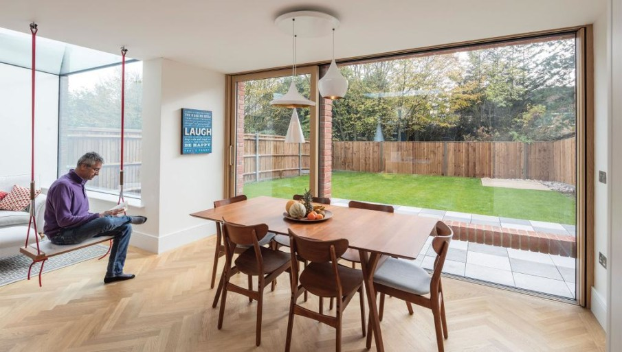 Integrated Sliding Doors by Centor (UK)