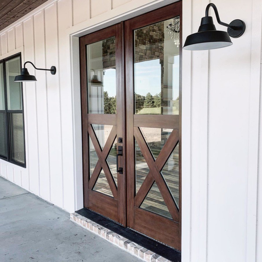 American style French door from ThermaTru.com