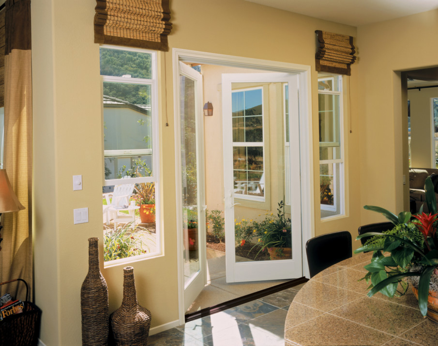 Out-Swing French Patio Doors by Milgard